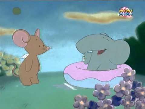 Mysz Aniołek -Mysz Aniołek stróż