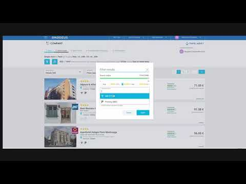 Amadeus cytric Travel and Expense demo SWEDISH