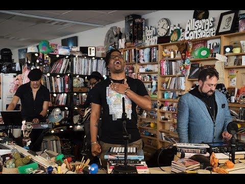 Open Mike Eagle: NPR Music Tiny Desk Concert