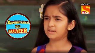 मेहेर ने किया बालवीर पर अटूट विश्वास   Adventures Of Baalveer - SABTV