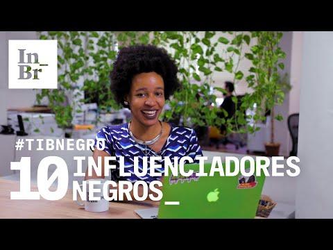 #TIBNegro: 10 influenciadores negros para você seguir