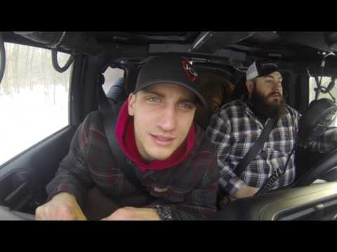Cabin Fever | Winter Campout - JCR & Midwest Overlanders