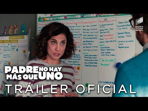 PADRE NO HAY MÁS QUE UNO. Teaser Tráiler Oficial HD en español. En cines 26 de julio.
