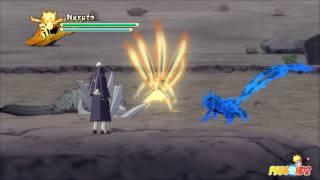 Naruto Shippuden: Ultimate Ninja Storm 3 - Tobi vs Naruto Boss Battle (Playthrough Part 12)