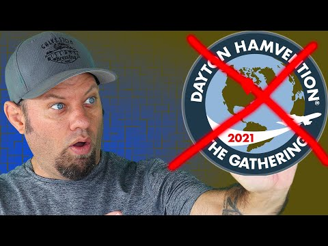 Hamvention 2021is Officially Cancelled