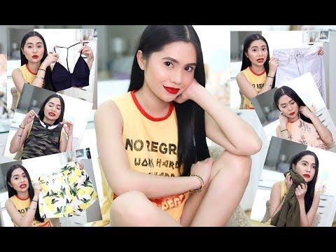 COMFY Clothing Haul | Anna Cay ♥