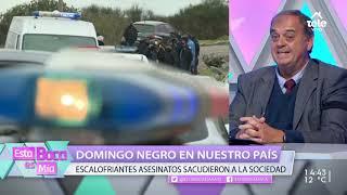 Domingo negro en Uruguay: escalofriantes asesinatos sacudieron a la sociedad /1