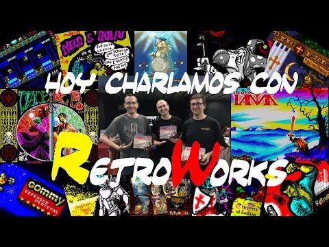 Hoy Charlamos con Retroworks (Utopian & Pagantipaco)