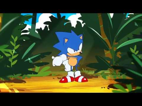 connectYoutube - Sonic Mania Adventures   Teaser Trailer (New Mini Animated Series)
