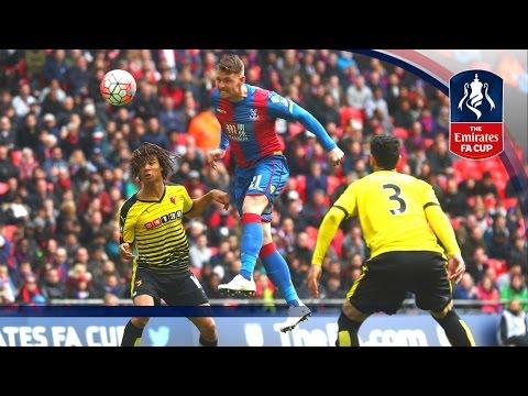 Wickham sends Crystal Palace to Emirates FA Cup Final | FATV Advent Calendar 2016 - Day 24