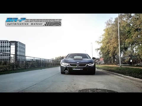 BMW i8 Stage 1 BRP + Mapswitch / Pops & bangs By BR-Performance