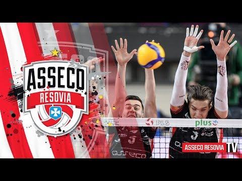 Kulisy meczu Verva Warszawa Orlen Paliwa - Asseco Resovia Rzeszów