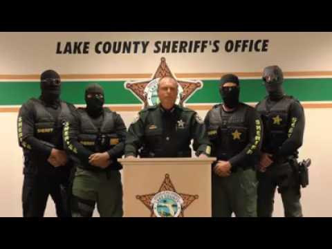 Florida sheriff, masked deputies compared to ISIS in viral video