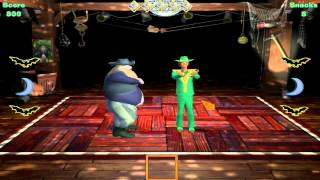 Zoqswer plays Scooby-Doo 2 - Monsters Unleashed :P part 2