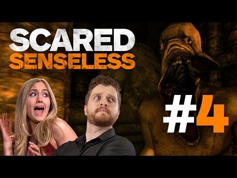 Amnesia - Bad Stuff Is Going to Happen Here - Scared Senseless Episode 4