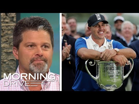 Is Brooks Koepka the best player in world? | Morning Drive | Golf Channel