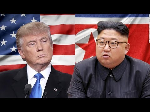 President Trump Cancels Summit with North Korea 5-24-18
