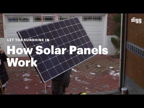 connectYoutube - How Do Solar Panels Actually Work?