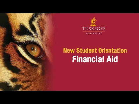 Financial Aid Services, New Student Orientation