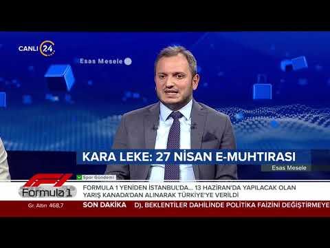 """Erkan Kol ile """"Esas Mesele"""" – 27 Nisan'ın hedefi neydi? ABD'nin 24 Nisan kararı – 28 04 2021"""