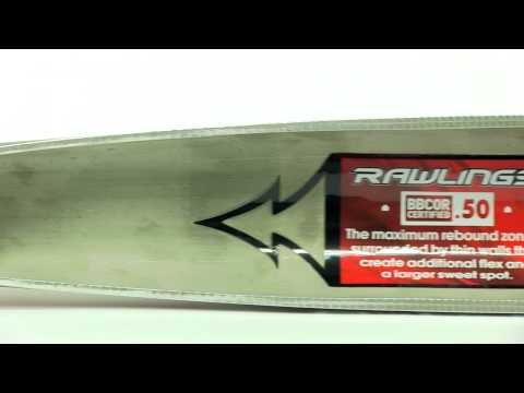 Check Out the Inside of the Rawlings 5150 BBCOR Bat Video
