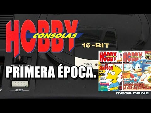 SEGA MEGA DRIVE HOBBY CONSOLAS VOL 1