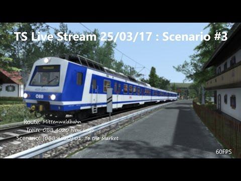 [ÖBB 4020] 1. To the Market (Livestream 25/03/17)