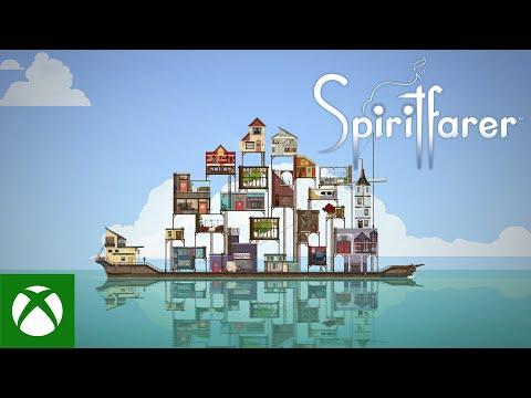 Spiritfarer - Third Gameplay Teaser