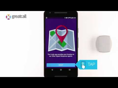 Get Started With Your Lively Wearable & Android Smartphone