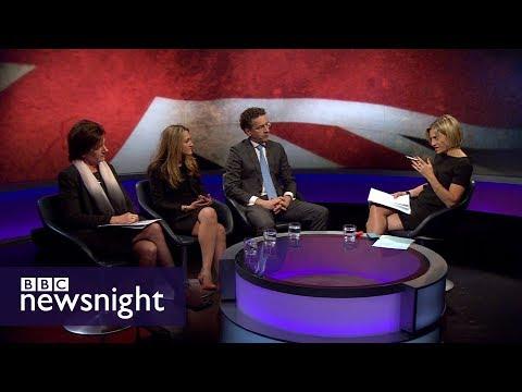 connectYoutube - Should the UK hold a second EU referendum? - BBC Newsnight