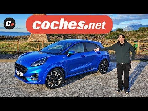 Ford PUMA SUV 2020: Su nuevo crossover deportivo | Primera prueba / Review en español | coches.net