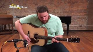 Boucher Studio Goose AAAA Adirondack/Madagascar Dreadnought Quick n' Dirty
