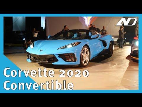 Conocí el Corvette 2020 en la NASA - Primer Vistazo en AutoDinámico