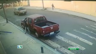 Cámaras de seguridad captan un robo al suroeste de Guayaquil