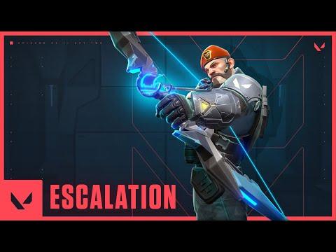 Unleash Your Arsenal // Escalation Game Mode Trailer - VALORANT