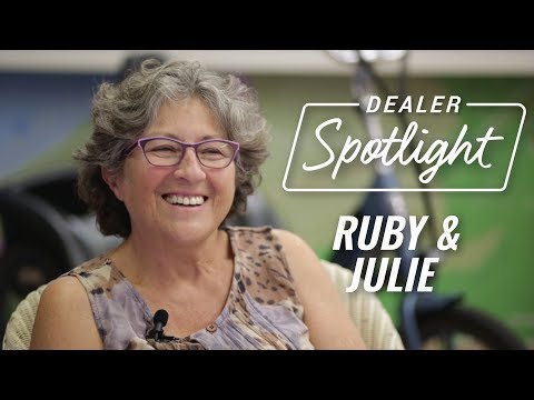 Dealer Spotlight | Pedego Qualicum Beach | Ruby & Julie