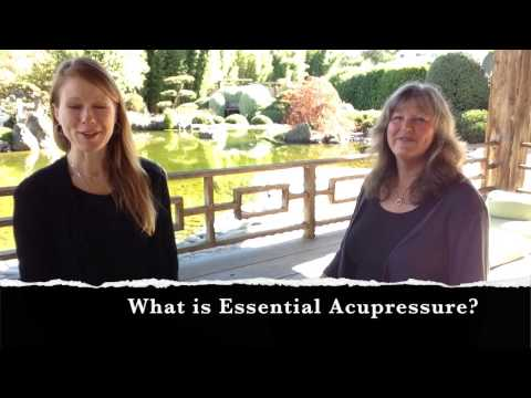 What is Essential Acupressure?