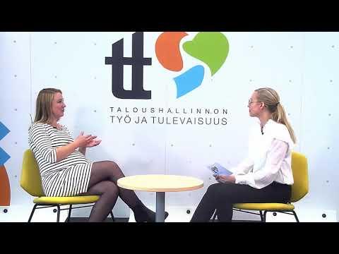 Taloushallinnon työ ja tulevaisuus 2021: Kirsi Havu