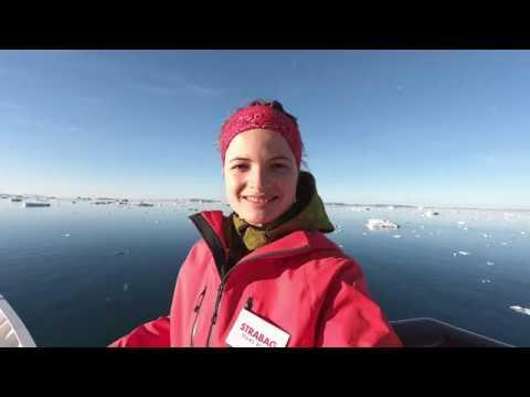 STRABAG podporil environmentálnu polárnu výpravu
