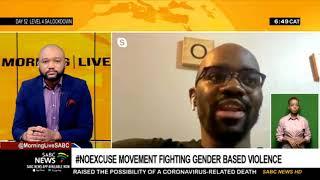 Dr. Musa Mthombeni on #NOEXCUSE movement
