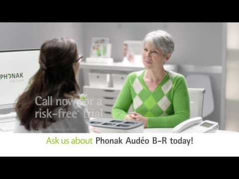Your Life is full of Sounds — Phonak Commercial 30 sec