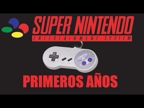 SUPER NINTENDO PRIMERA EPOCA HOBBY CONSOLAS