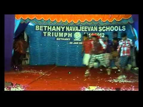 bethany navajeevan school boys dance