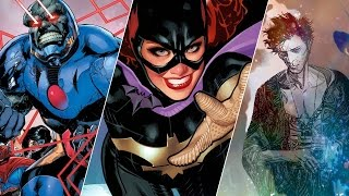 Top 10 Coolest DC Things of 2014