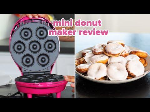 I Tried Betty Crocker's Mini Donut Maker ? Tasty