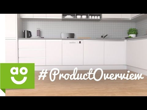 Bosch Semi Integrated Dishwasher SMI50C12GB Product Overview | ao.com
