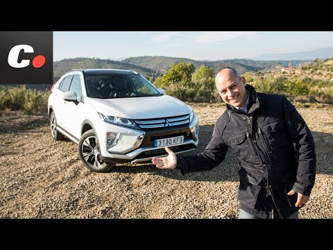 Mitsubishi Eclipse Cross SUV 2018 | Prueba / Test / Review en español | coches.net