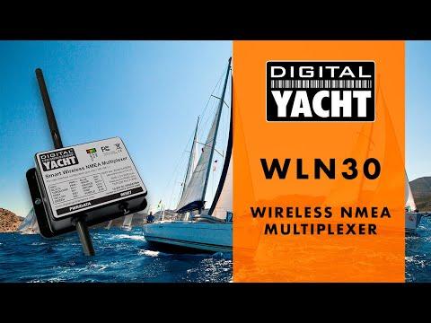 WLN30 Smart Wireless NMEA Multiplexer - Digital Yacht