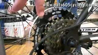 22d4febb906 Trek 820 Mountain Bike for 2012 Unveiled at Pat's 605 Cyclery in Norwalk,  CA - YouTube