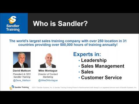 How To Succeed at Trade Shows and Events Webinar | Sandler Training